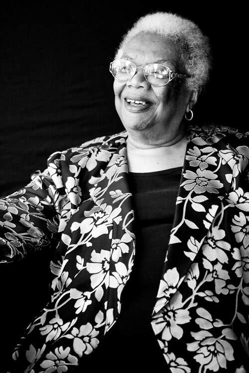Lucille Clifton by Rachel Eliza Griffths